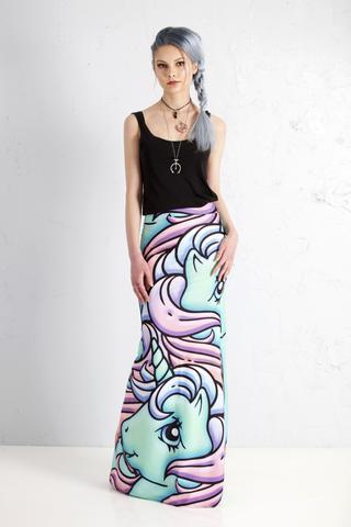 alice vandy maxi skirt