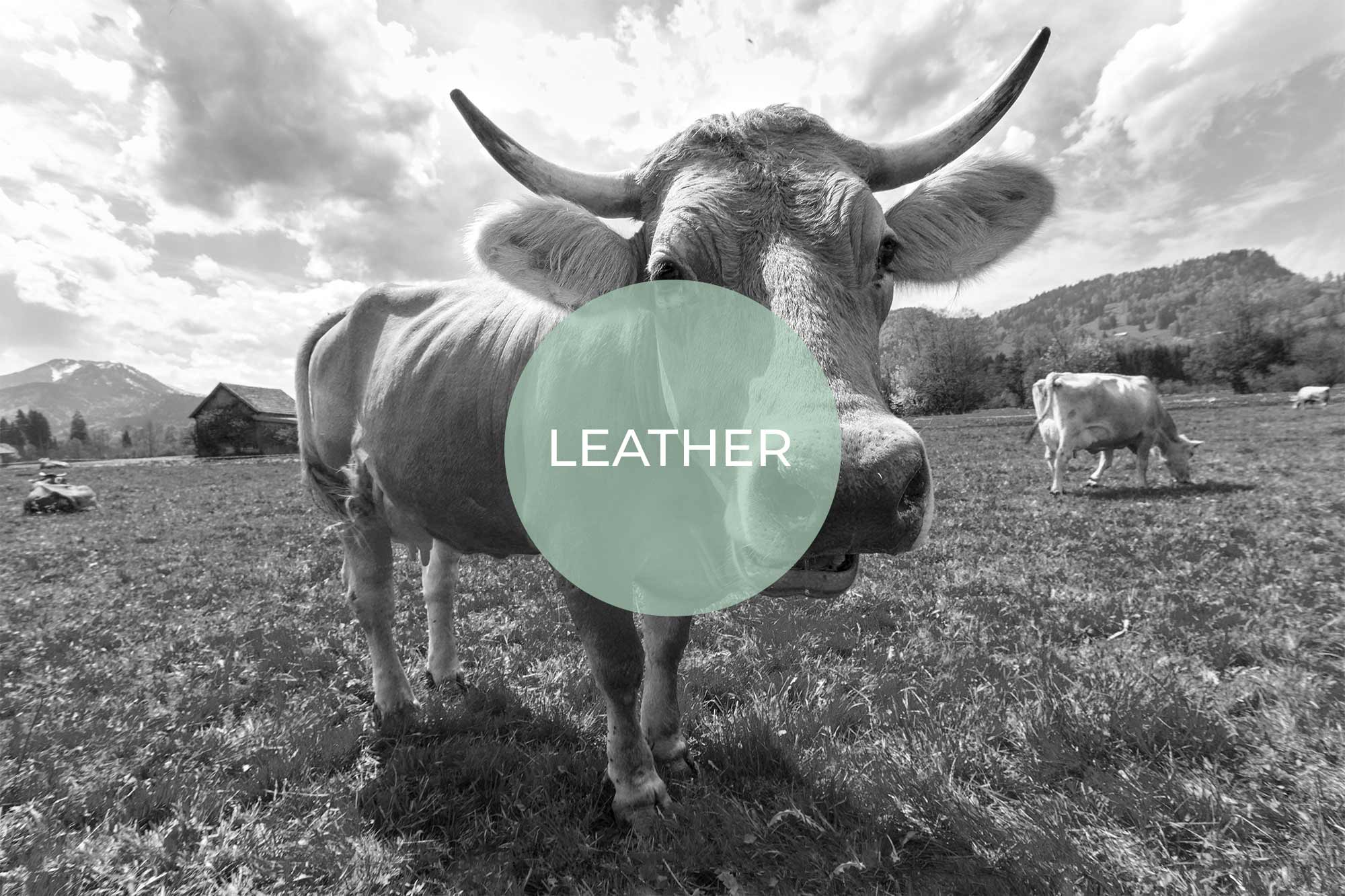 leather its vegan made