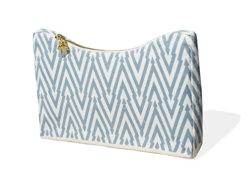 wilby clutch vegan hemp bag