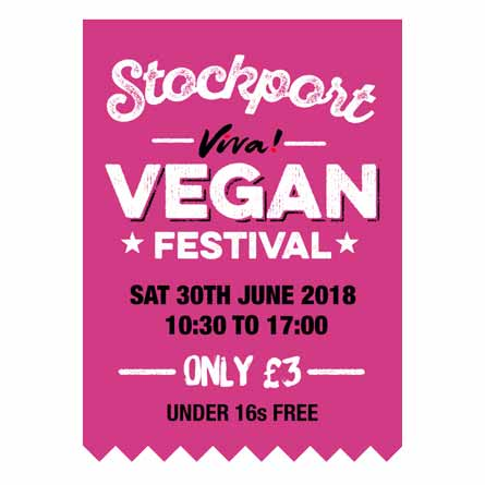 stockport vegan festival