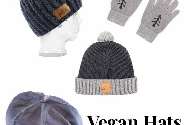 Vegan Hats & Gloves