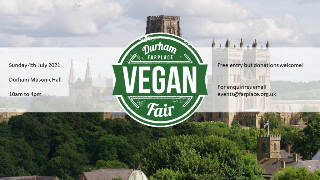 durham vegan festival northeast vegan events july 2021