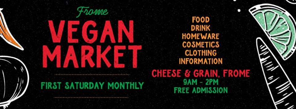 frome vegan market