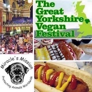 the great yorkshire vegan festival leeds vegan event august 2020