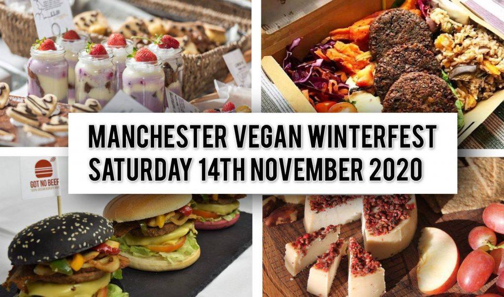 manchester vegan festival manchester winter market november 2020