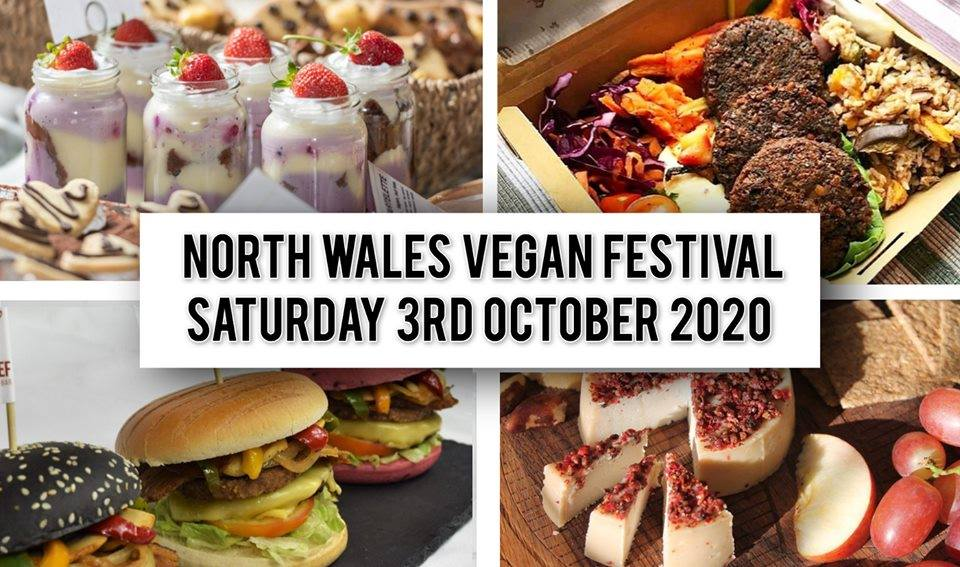 north wales vegan festival wrexham vegan event october 2020